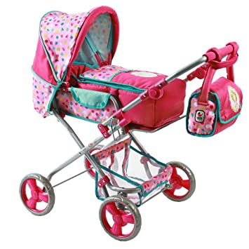 Amazon.es: Bayer Chic 2000 587 79 - Combinado Puppenwagen Bambina, Princesa Lillifee: Juguetes y juegos