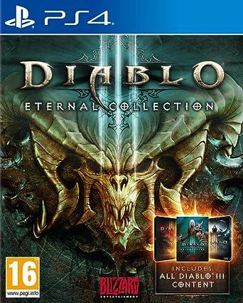 Diablo III Eternal Collection (PS4): Amazon co uk: PC