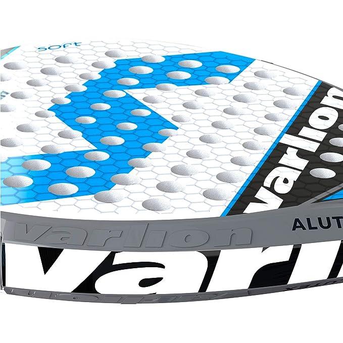Varlion Avant ALU Carbon Ti Soft Palas, Adultos Unisex, Azul, 375 ...