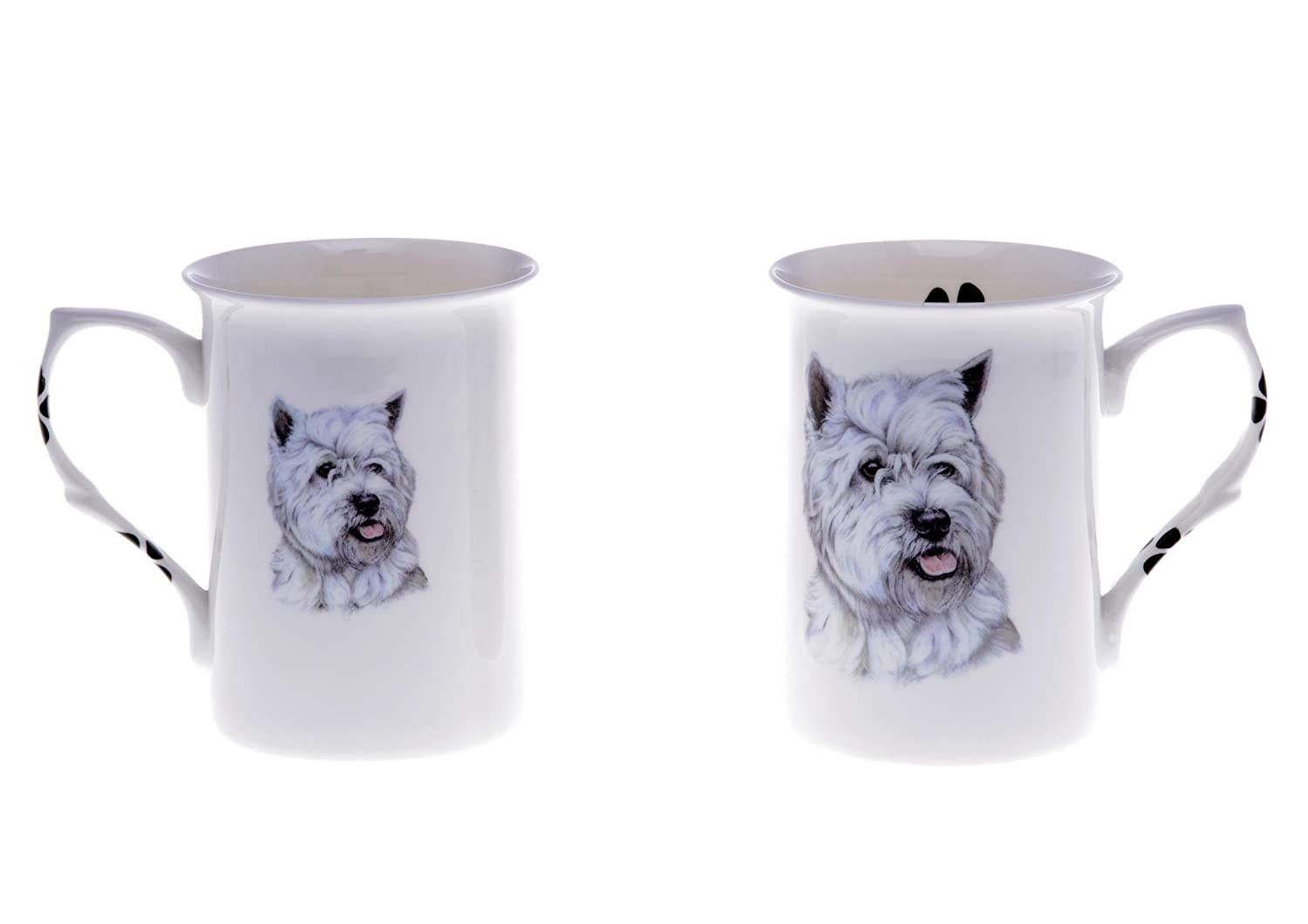 NEW West Highland Terrier Fine China Mug Puppy Gift Boxed Present Dog