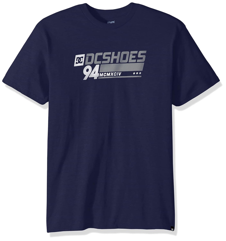 DC herren Trainer Ss  T-Shirt