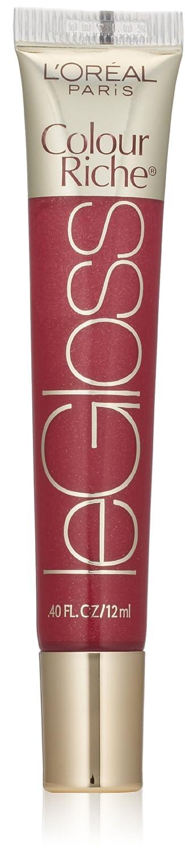 L'Oréal Paris Colour Riche Le Gloss, Violet Attitude, 0.4 fl. oz.