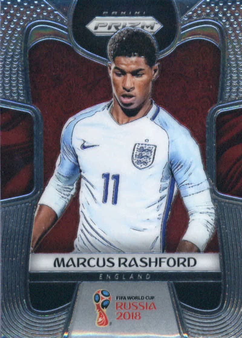 Fifa 365 Cards 2018-384 Marcus Rashford England
