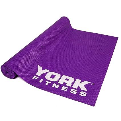 York Fitness - Esterilla de Yoga para Ejercicios de Pilates ...