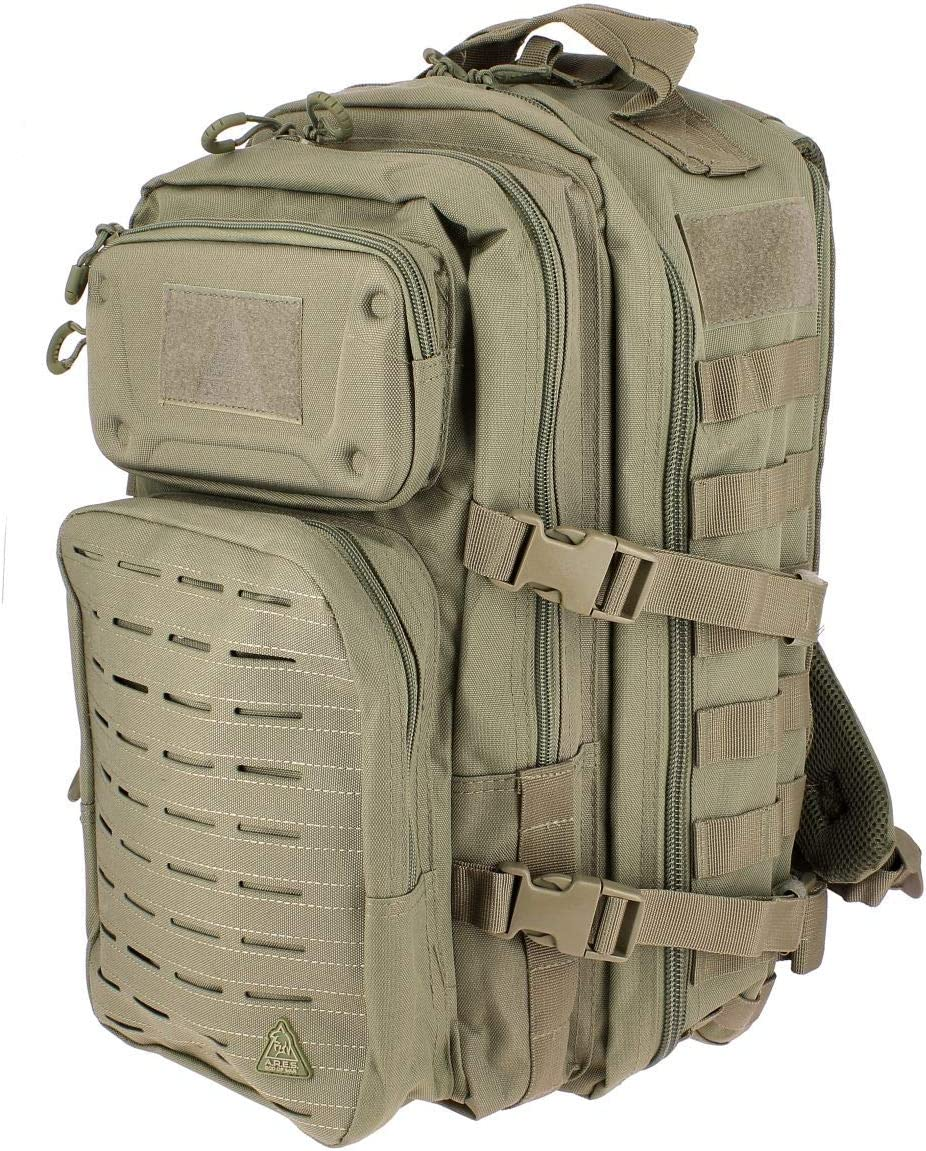 Ares Sac /à Dos Baroud Box 40L Coyote