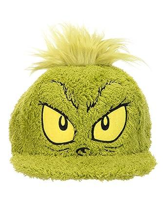 Elope Dr. Seuss Grinch Gorra - Verde - Talla única: Amazon.es ...