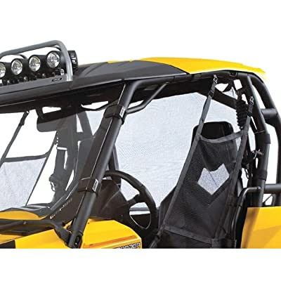 Can-Am Genuine Maverick and Commander Rear Window Wind Screen Deflector: Automotive