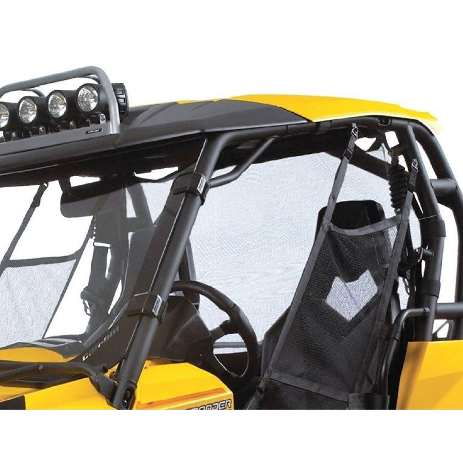 Can-Am Genuine Maverick And Commander Rear Window Wind Screen Deflector FBA_715003078