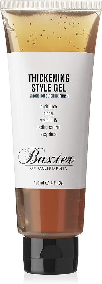 Baxter Of California Baxter Of California Thickening Style Gel for Men 4 oz Gel, 120 ml