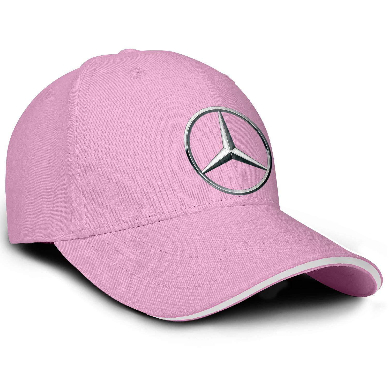 Womens Mens Washed Cap Hat Mesh Baseball Cap Hip Hop Cap Trucker Hat Bucket Hat Dad Cap Heart Wolf Mercedes-Benz-Logo