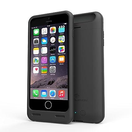 Amazon.com: iPhone 6 Plus Batería Carcasa, zerolemon Slim ...