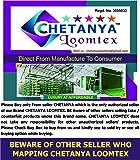 Chetanya High Density, Artificial Grass, Artificial Grass Carpet, Mat for Balcony, Lawn, Floor Mat, Foot Mat, Doormat (3 Feet x 6. 5 Feet).
