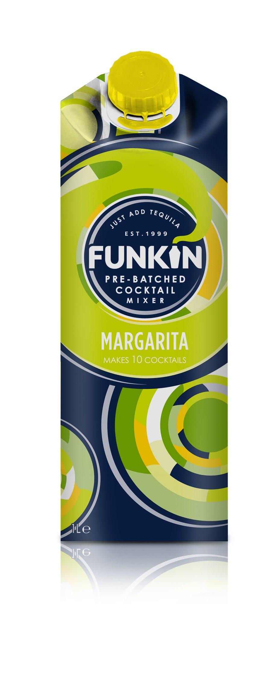 Funkin Margarita Mixer (Pack of 6 X 1 Litre)