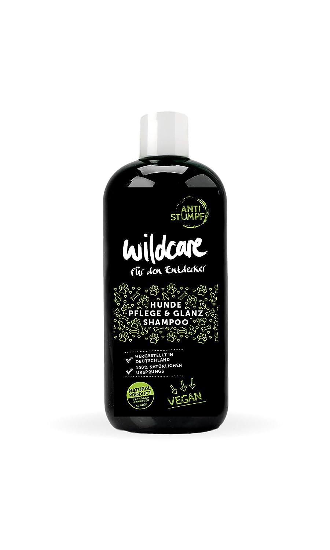 Wildcare 69003 Pflege & Glanz Shampoo ANTI STUMPF, 100% VEGAN und ...