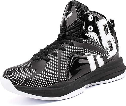 Garçon Chaussures de Basketball Baskets Mode Mixte Enfant Tennis Sneakers Fille Chaussures de Sport en Salle