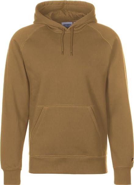 Carhartt WIP Hooded Chase Sudadera con capucha hamilton brown: Amazon.es: Ropa y accesorios