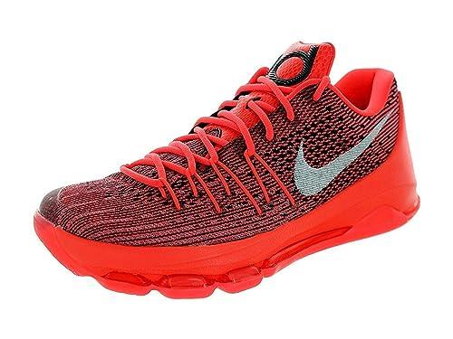 best website ba198 657ed Nike Men s KD 8 EXT Basketball Shoe (12.5, Black Black-Gym Red-SMMT White)   Amazon.ca  Shoes   Handbags