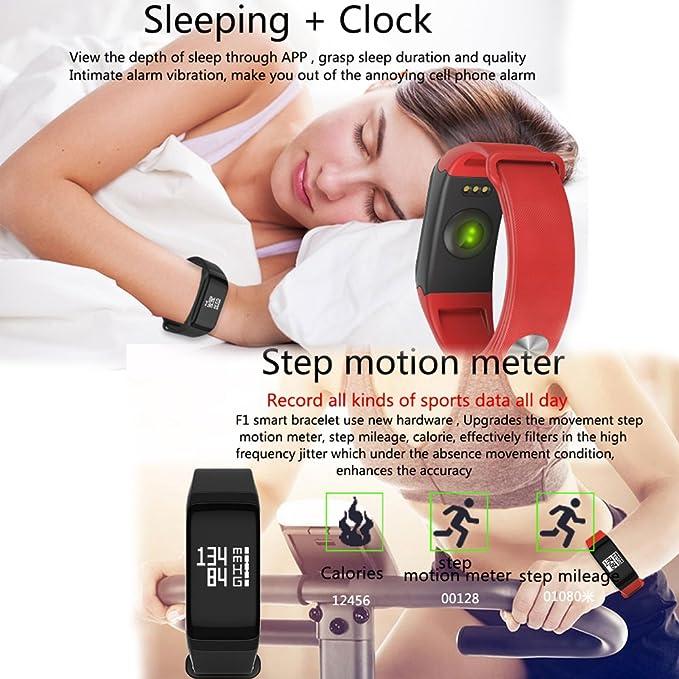 RGTOPONE Actividad De Fitness Tracker Rastreador De Salud ...