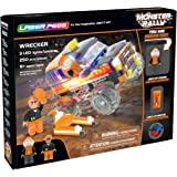 Laser Pegs Wrecker Light-Up Building Block Playset (250 Piece) The First Lighted Construction Toy to Ignite Your Child's Creativity; It's Your Imagination, Light It Up