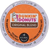 Dunkin Donuts Original Flavor Coffee K-Cups For Keurig K Cup Brewers (48 Count)