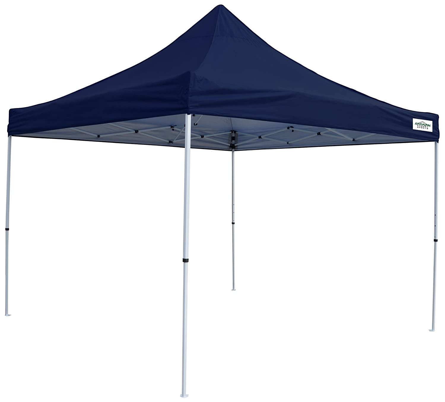 Amazon.com Caravan Canopy M-Series 2 Pro 10 X 10 Foot Straight Leg Canopy Kit Navy Blue Garden u0026 Outdoor  sc 1 st  Amazon.com : custom tailgating tents - memphite.com