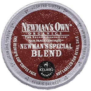 Newman's Own Special Blend K-cups, 80 Count (Packaging May Vary)