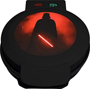 Darth Vader Waffle Maker- Sith Lord On Your Waffles- Waffle Iron