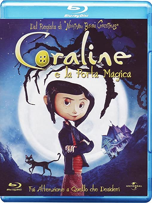 Amazon Com Coraline E La Porta Magica Henry Selick Movies Tv