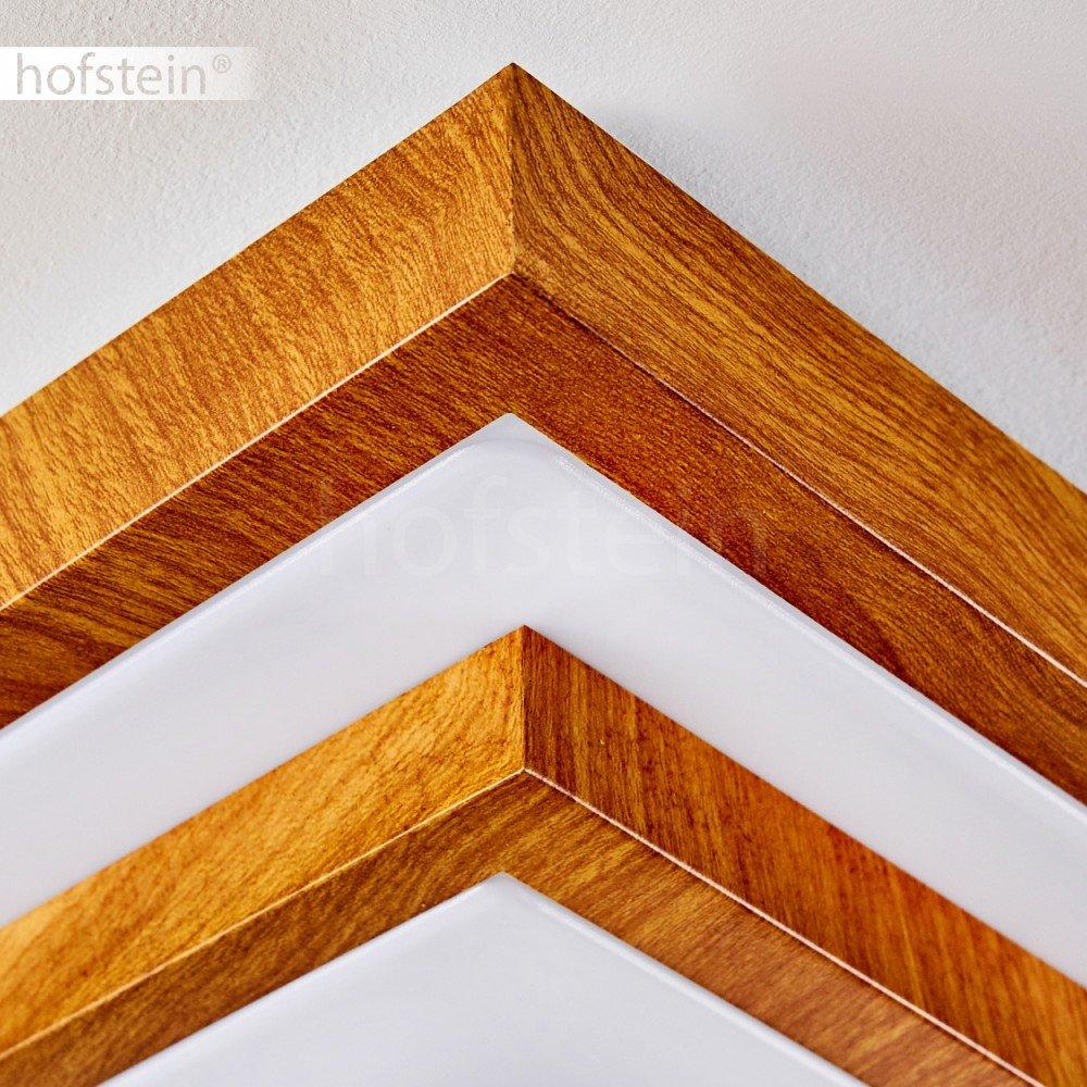 L/ámpara de techo LED moderna ba/ño pasillo color blanco c/álido sala de estar Sora para cocina angular