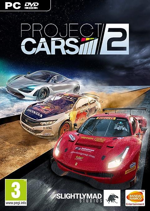 Project CARS 2: Deluxe Edition pc dvd-ის სურათის შედეგი
