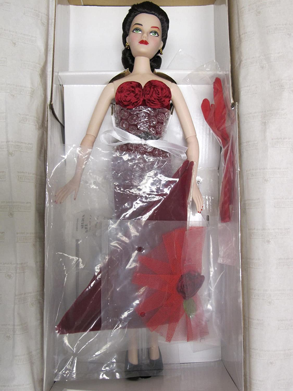 Scarlett Temptress dressed Doll Normal Eyebrows MINT IN BOX Ashton Drake 76272 Madra
