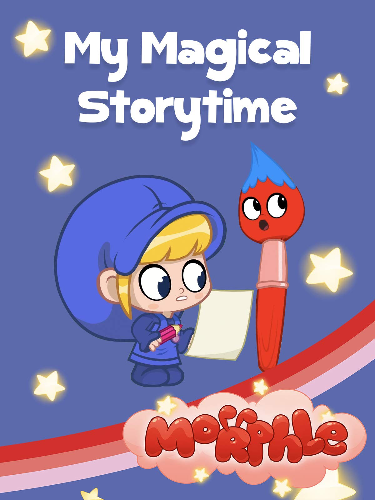 Morphle - My Magical Storytime & More Cartoons for Kids