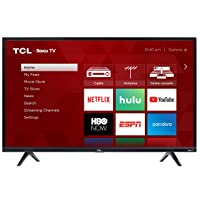 TCL 40S325 40 Inch 1080p Smart LED Roku TV Deals