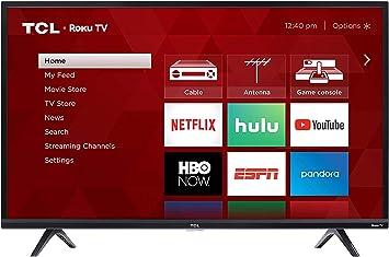 TCL 40 Inch 1080p Smart LED Roku TV 2019