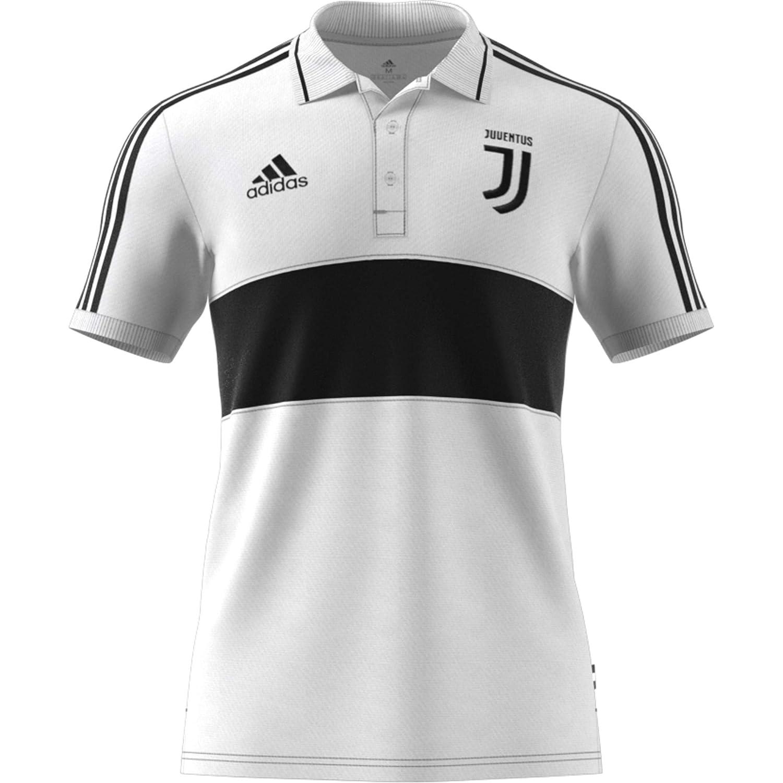 adidas Juve Polo, Hombre, Blanco/Negro, S: Amazon.es: Deportes y ...
