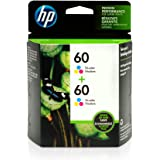 HP 60   2 Ink Cartridges   Tri-color   CC643WN