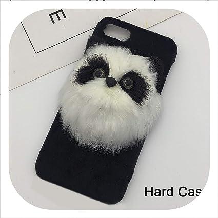 Amazon.com: Gorro de Navidad lindo gato esponjoso de pelo de ...