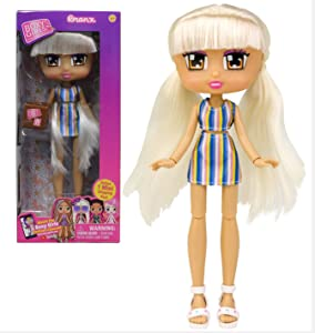 Boxy Girls Bronx - Girls Fashion Doll with One 1 Mini Mystery Box