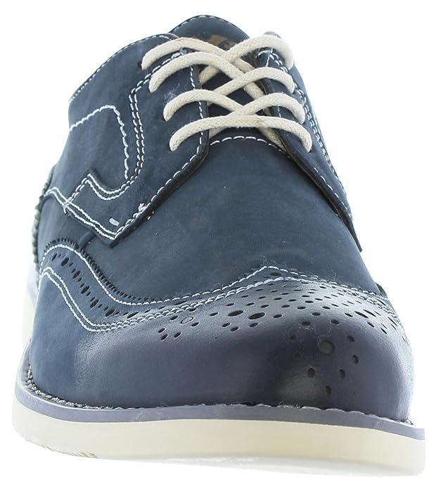 Chaussures pour Homme XTI 46461 NOBUK NAVY 9LMoF1F