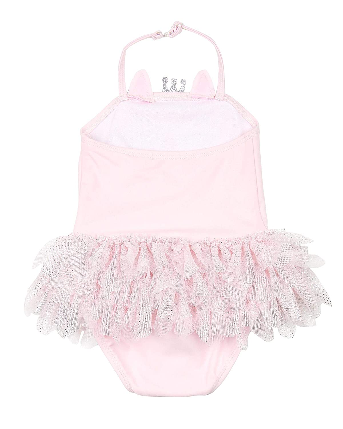 Sizes 12M-7 Kate Mack Girls Princess Party Skirted Swimsuit