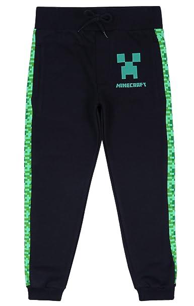 sarcia.eu Pantalones de chándal Color Negro y Verde 12-13 años ...