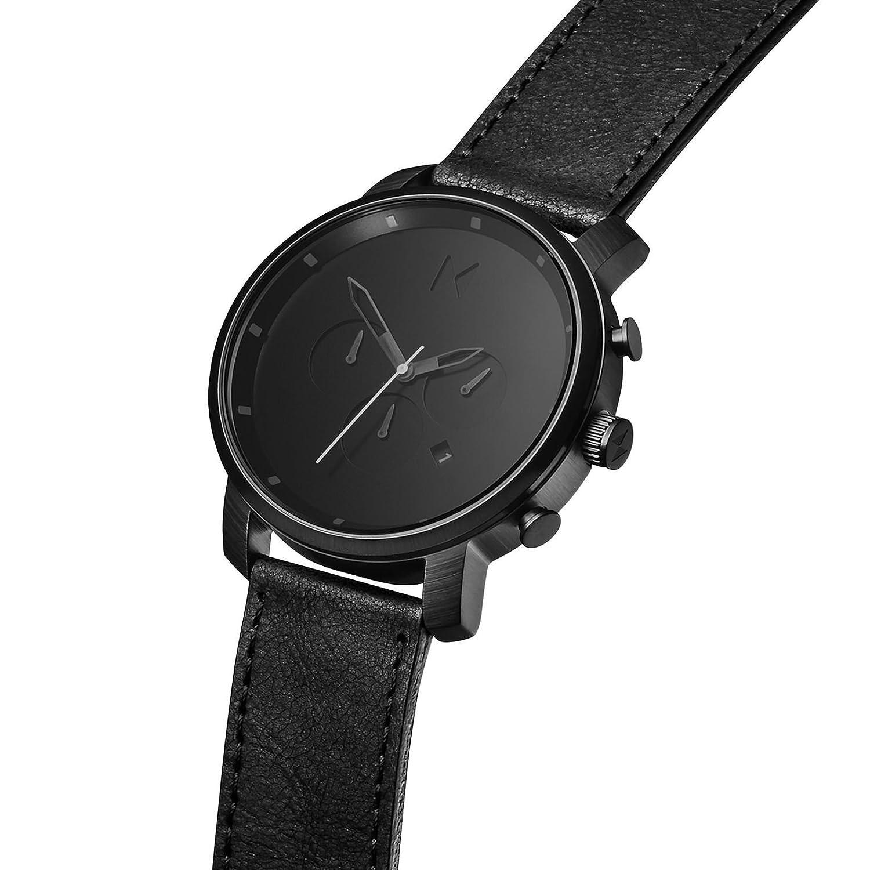 Amazon.com: MVMT Chrono Relojes   Reloj analógico de hombre ...