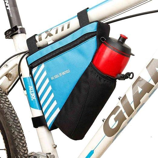 SKTWOE Bolsa para Bicicleta Bolsa Triangular, Bolsa para hervidor ...
