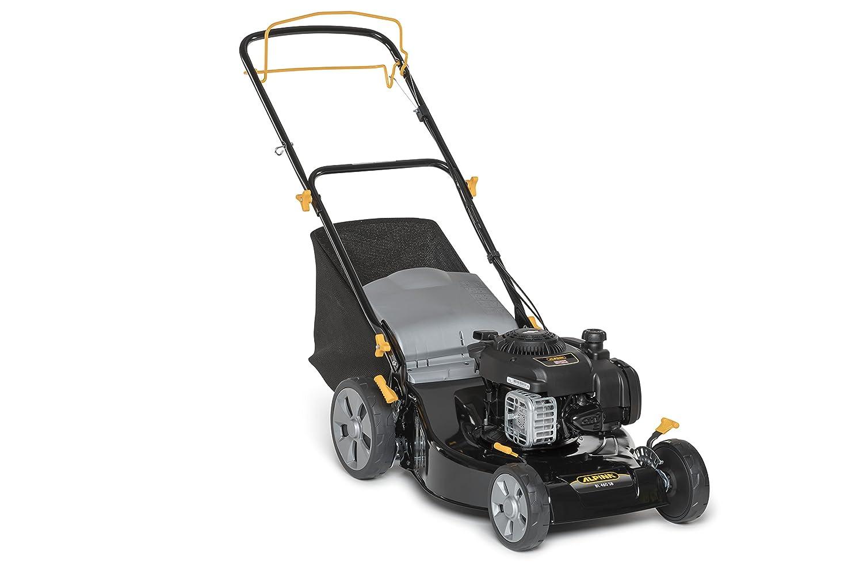 Cortac/ésped Walk behind lawn mower, 46 cm, 2,7 cm, 8 cm, 900-1600, 27-80 Alpina 295492024//A15 Walk behind lawn mower Gasolina cortadora de c/ésped