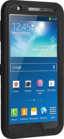 9f3a907a198 Otterbox Defender Estuche para Samsung Galaxy Note 3, Color Negro:  Amazon.com.mx: Electrónicos