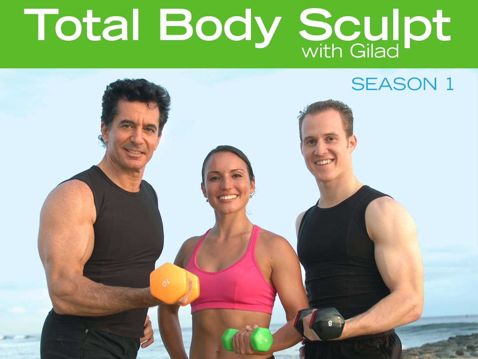 Total Body Sculpt With Gilad Season 1 Amazon Digital Super Circuit Workout Kayla In The City Services Llc