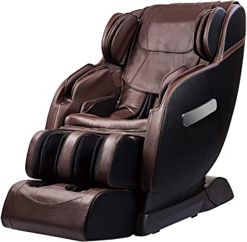 Real Relax 3D Massage Chair Recliner with Robotic Body Scan