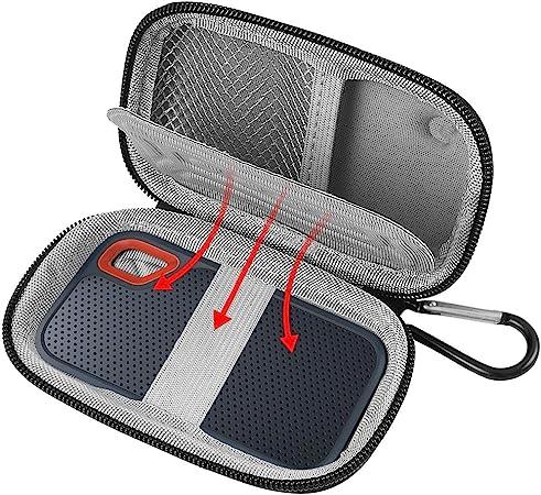 Tasche Für Sandisk Extreme Portable Ssd T5 Computer Zubehör