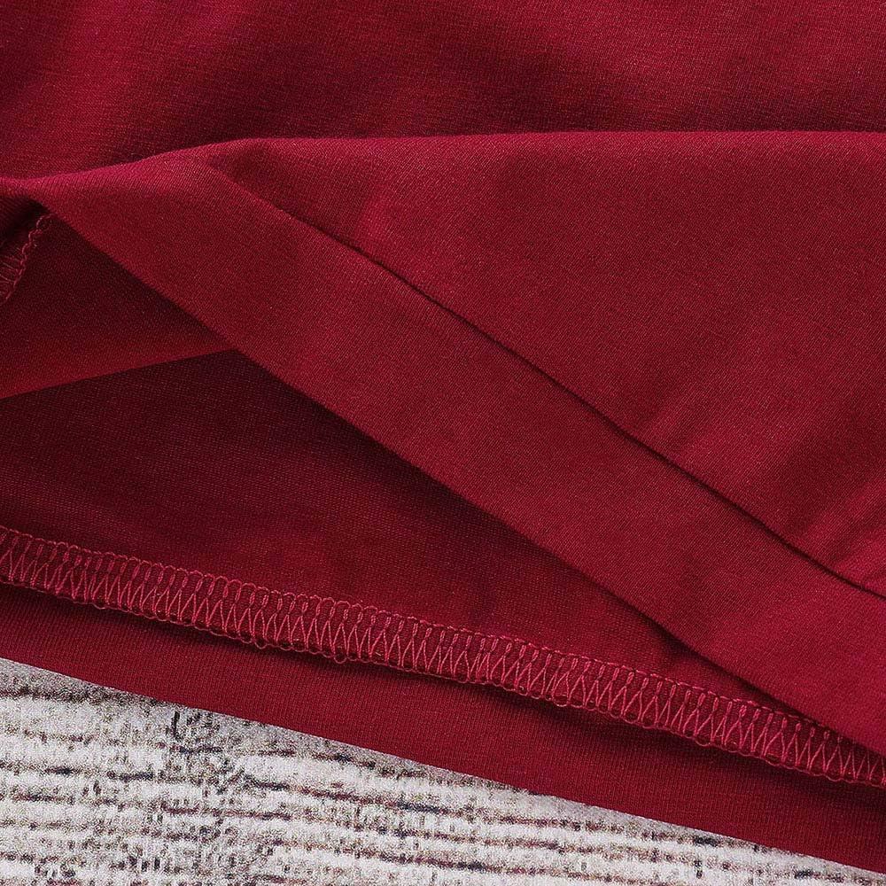 Pantalon Ensemble Filles Oyedens Robes b/éb/é Fille 2018 offres Ensemble de v/êtements Filles Robes de soir/ée /à Manches Longues Tutu B/éb/é Fille v/êtements t-Shirt