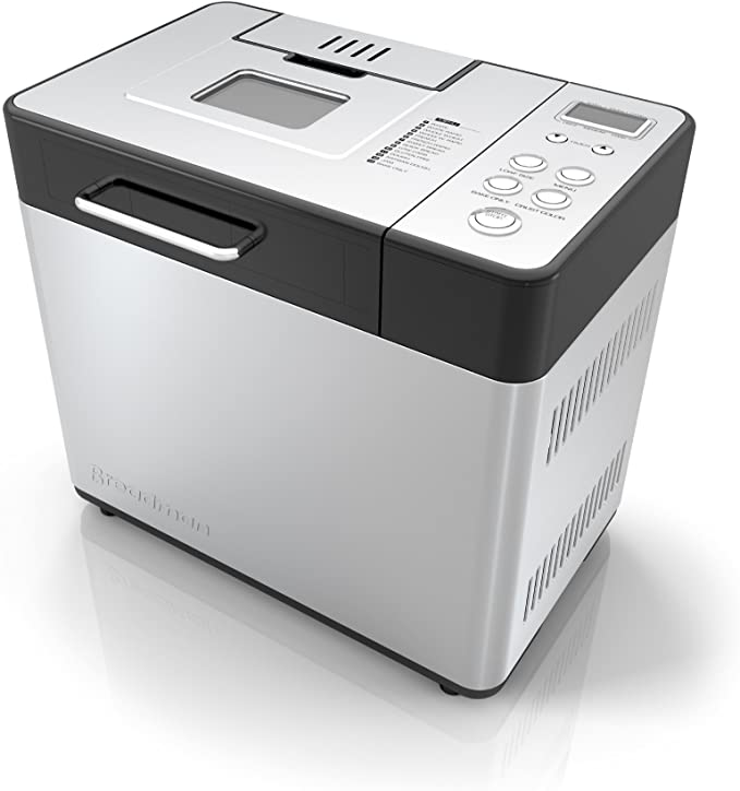 Amazon.com: Breadman BK1050S máquina profesional para ...
